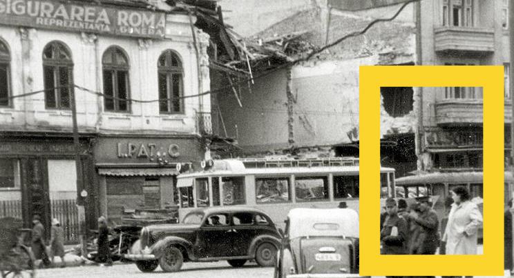 Ahhhh, 'Twas the Fall of 1944 and Nat Geo Ran Romania